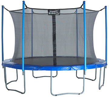 upper bounce 15ft trampoline review