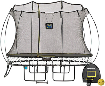 springfree medium oval trampoline