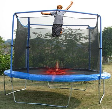 trainor sports 13ft trampoline