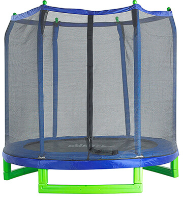 upper-bounce-kids-trampoline-7ft-round review