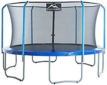 skytric 15ft trampoline