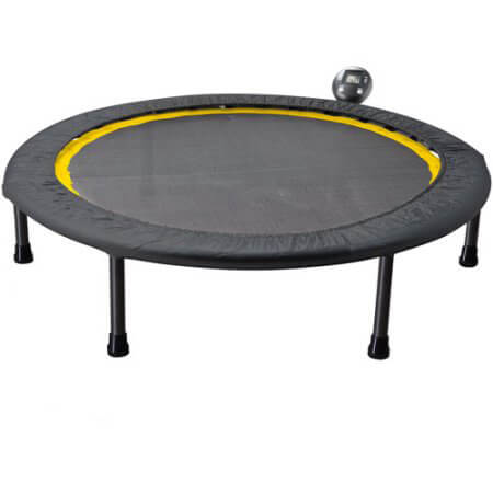 golds gym mini trampoline