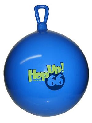 trampoline hop ball