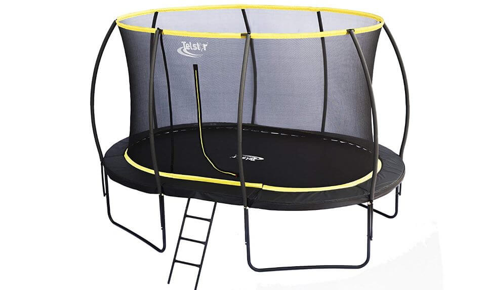 orbit telstar oval trampoline