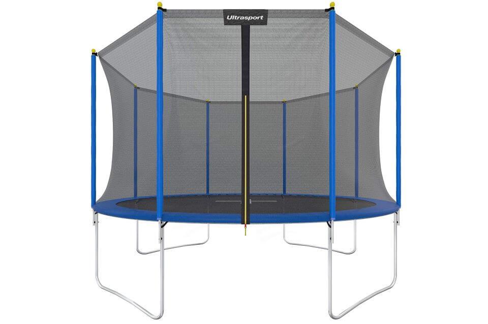 ultrasport trampoline round