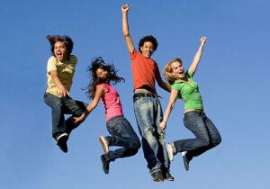 Psychological benefits of trampoline