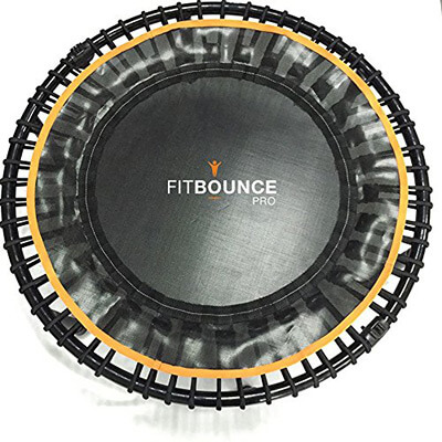 fit-bounce-pro mini trampoline review