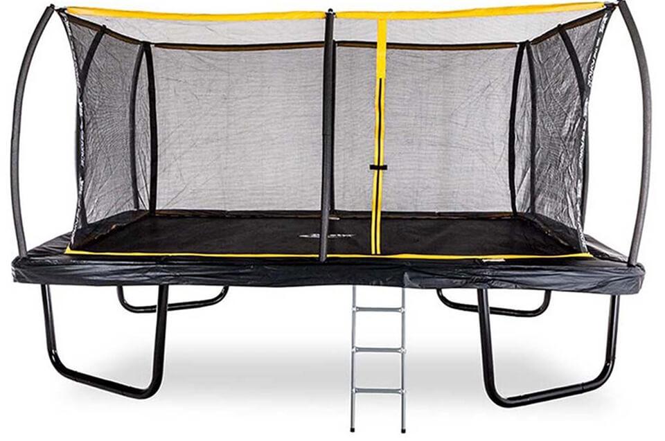 telstar rectangular trampoline england