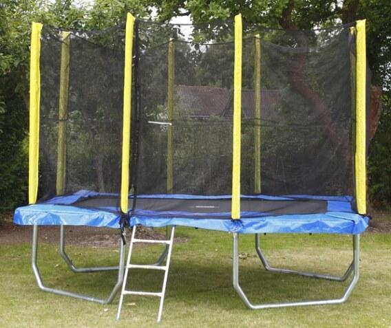 Rectangular Trampolines Offer The Safest Most Stable Bounce: Rectangular Trampolines VS. Round Trampolines