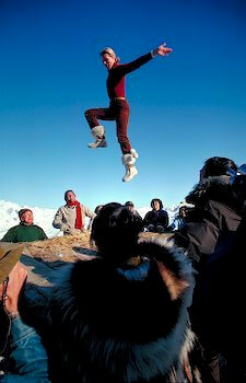 Inuit Trampoline