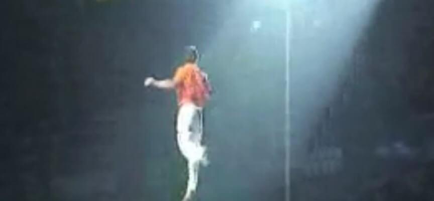 Trampoline Show – Skyriders