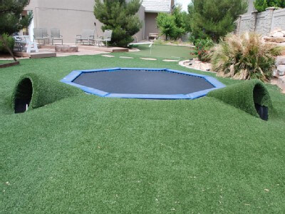 Is Installing Inground Trampoline Good Idea
