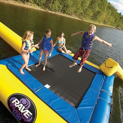 Rave Water Trampolines