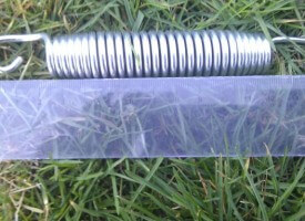 Get Yourself New Trampoline Springs