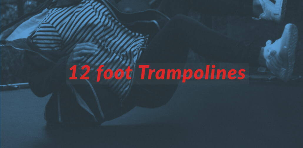 12 ft trampolines