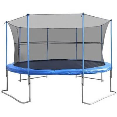 Ultega round trampoline