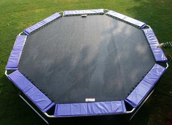 Kidwise Octagon 16 foot Trampoline
