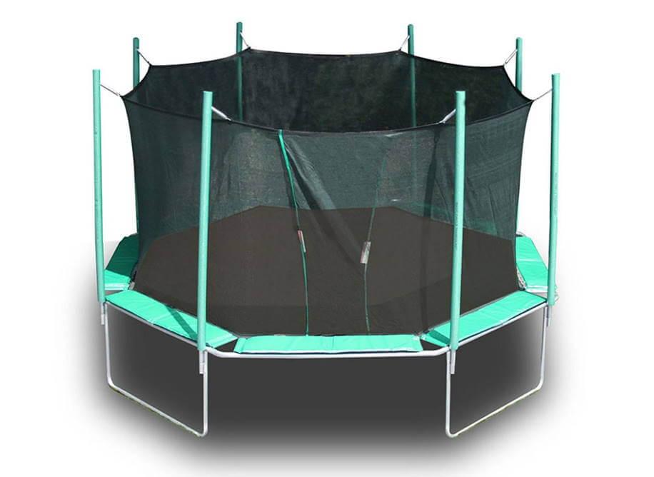 sportstramp extreme octagonal trampoline