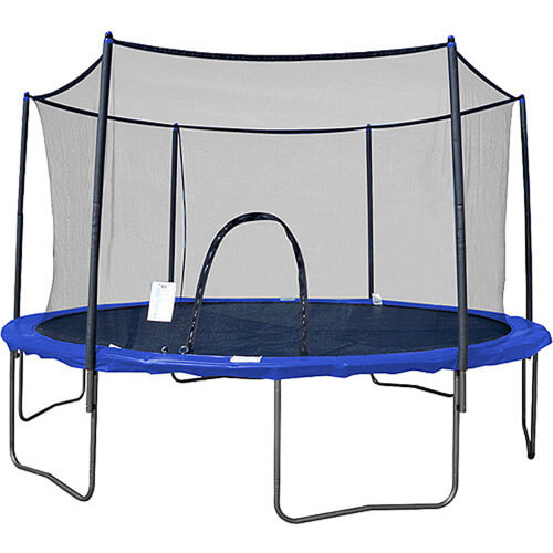Airzone 14 Spring Trampoline And Enclosure Set: 14 Ft Round Trampoline Review