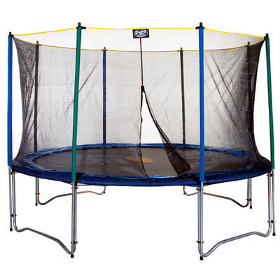 Pure Fun 12 ft Trampoline & Enclosure Set – Sure Fun!