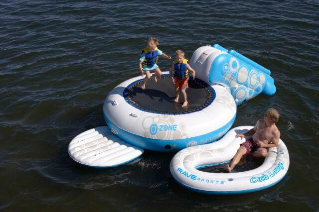 inflatable trampoline / water trampoline