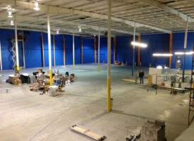 New SkyZone Trampoline Park @ Fort Wayne