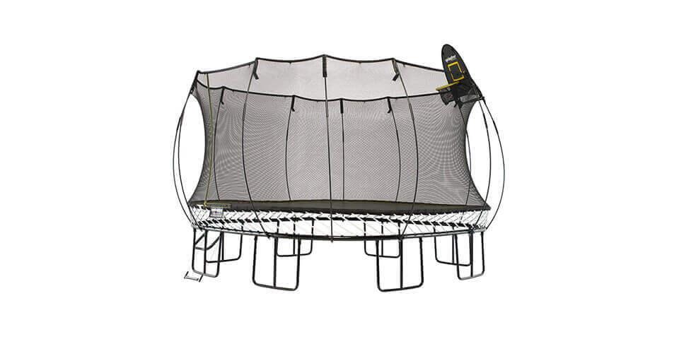 sprinfree square trampoline