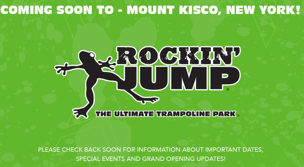 ROCKIN' JUMP Trampoline Park in New York & New Jersey