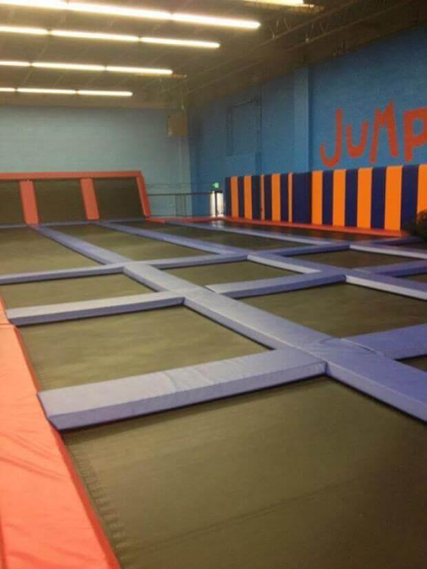 Jumptime trampoline park