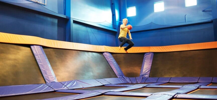 charleston trampoline park
