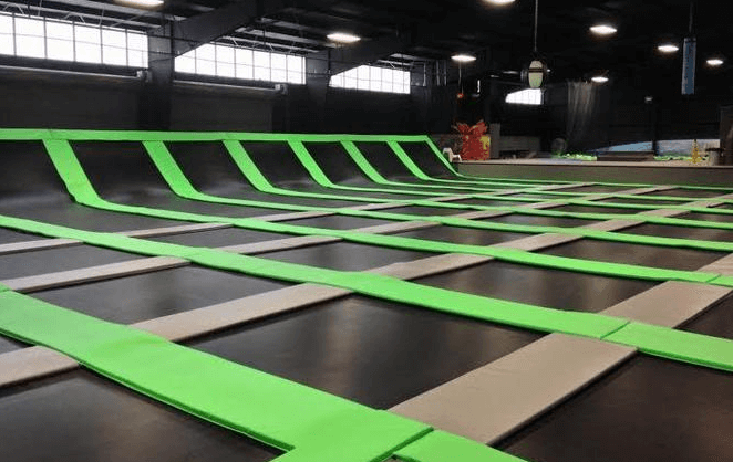Chattanooga – New Trampoline Park