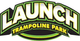logo launch trampoline park
