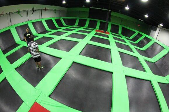 launch trampoline park delaware