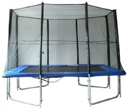 aosom-10x7ft-rectangular-trampoline-combo