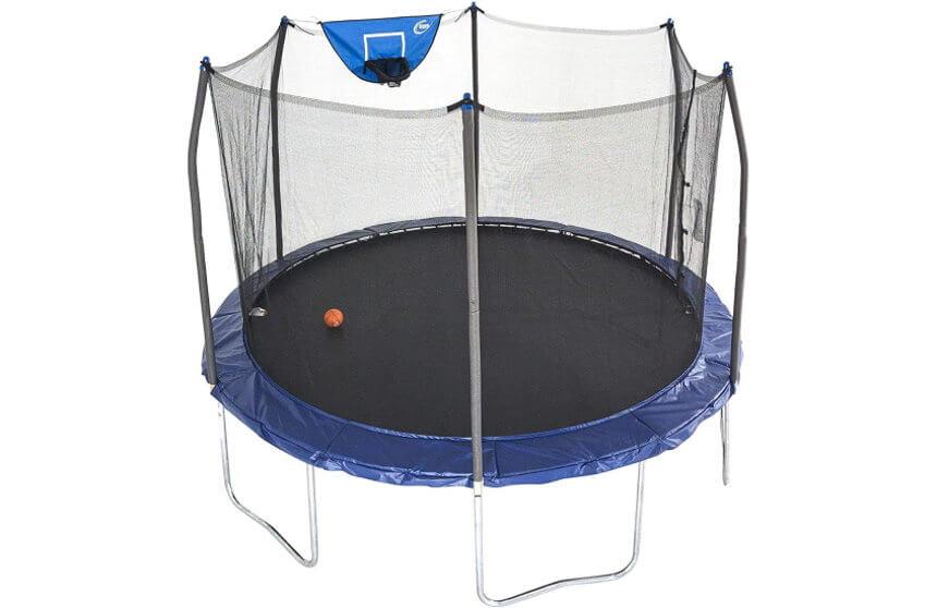 skywalker 12' trampoline with enclosure