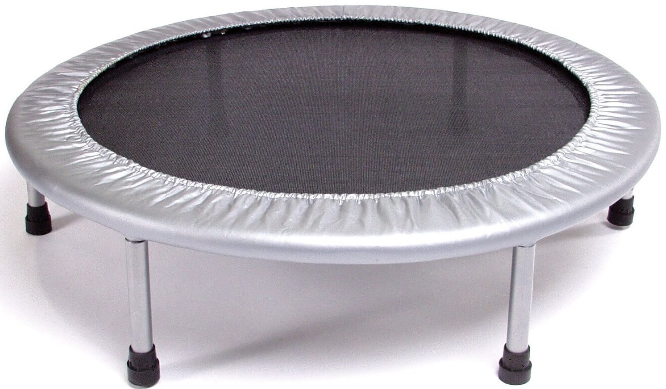 48inch Mini Bungee Trampoline rebounder with handle and