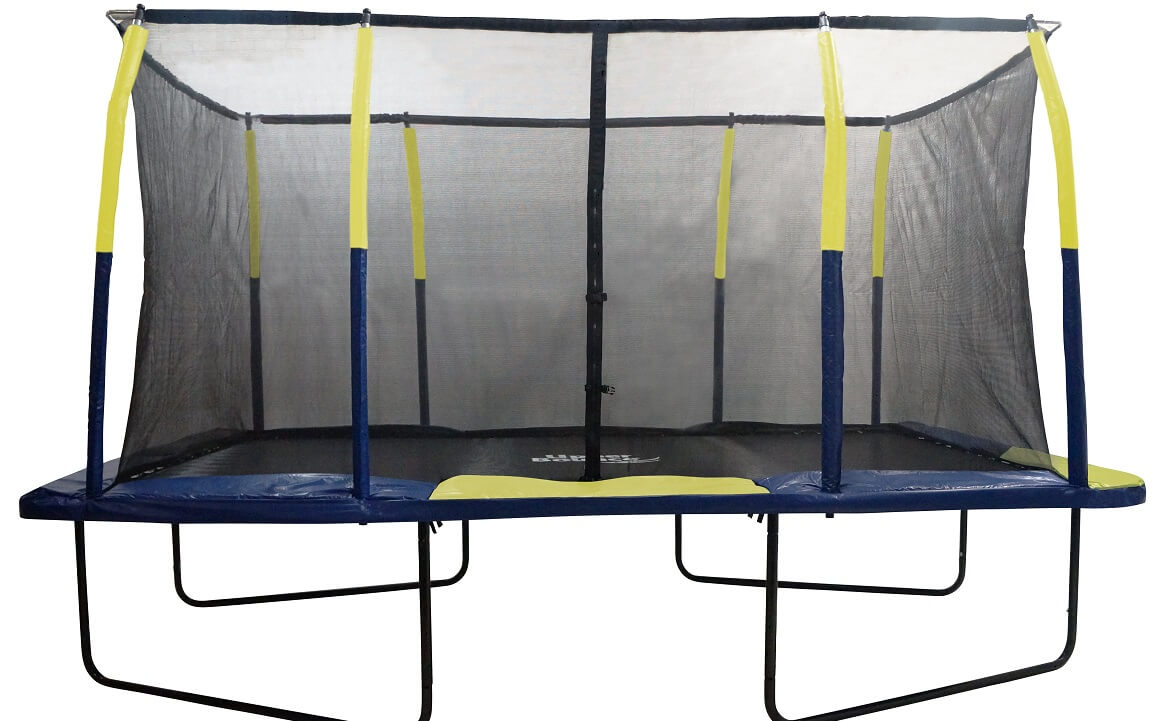 UpperBounce 15x9 Rectangle Trampoline - 55.8KB