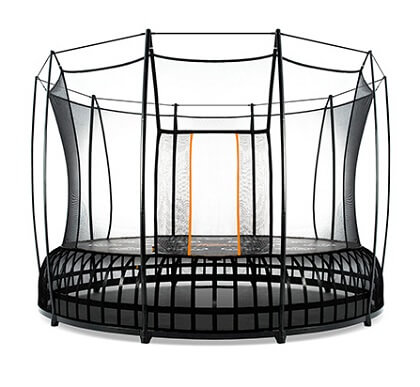 Vuly Quot Thunder Quot Round Trampoline Protrampolines Com