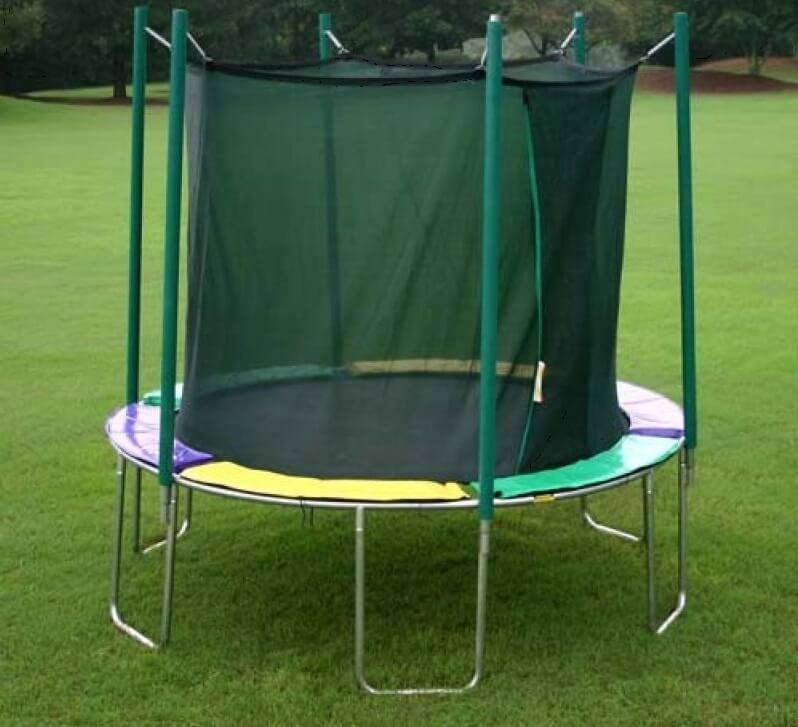12 Foot Trampoline By Jumpsport: KidWise Magic Circle Kids Trampoline Review