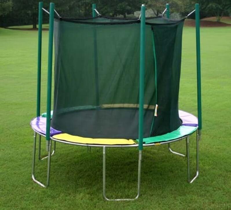12ft magic circle kidwise round trampoline