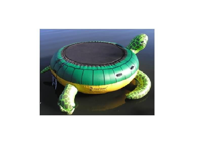 Aqua Sports Island Hopper Quot Turtle Hop Quot Water Trampoline