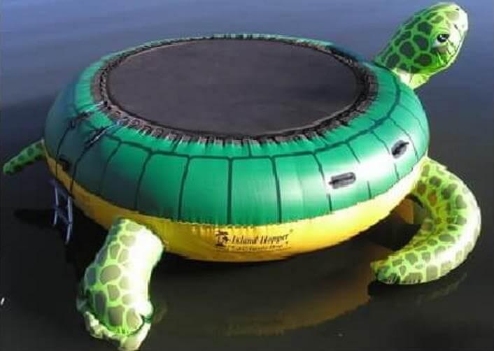 Aqua Sports Island Hopper Turtle Hop