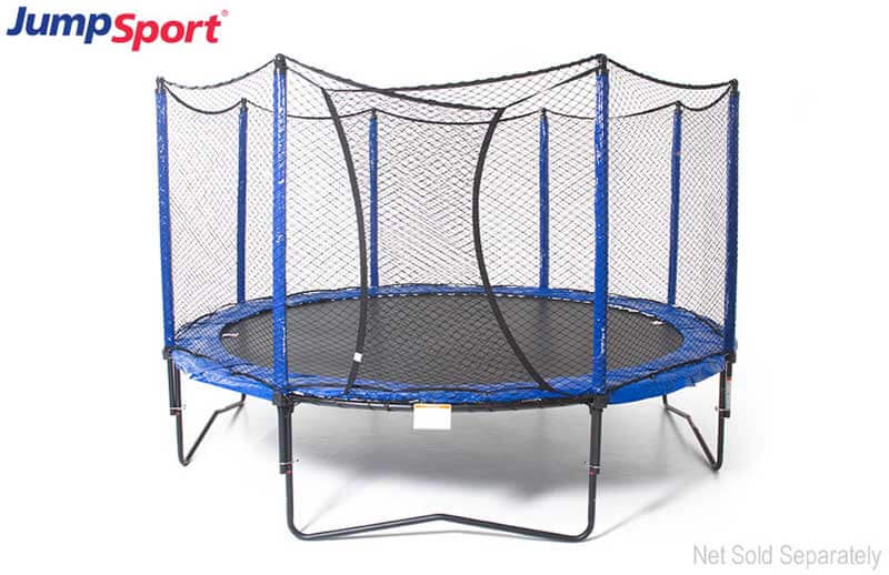 JumpSport Softbounce with netting