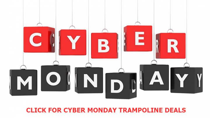 cyber monday 2015 trampoline deals