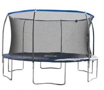 BouncePro 14 ft. round trampoline