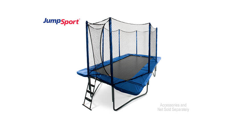 JumpSport rectangle 10x17