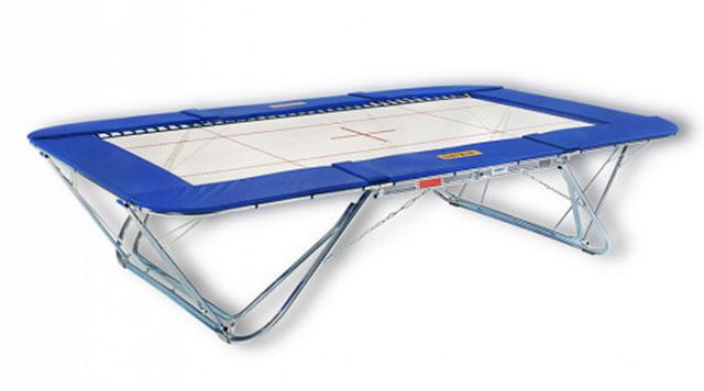 Eurotramp 4x4 - trampoline of Rio 2016 Olympics