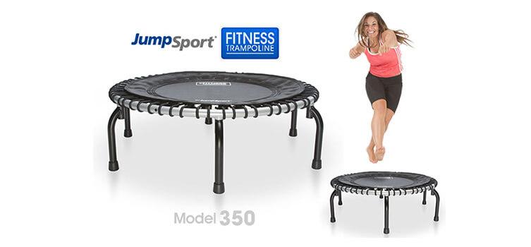 JumpSport model 350 mini trampoline