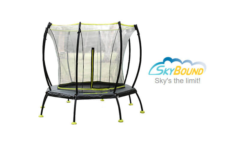 SkyBound Atmos 8ft Trampoline