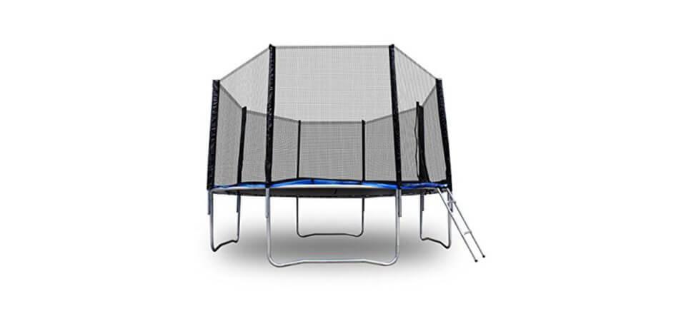zeny trampoline review
